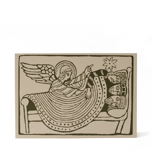 Cambridge Imprint Card Dream of the Three Kings