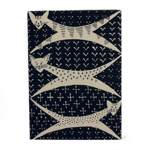 Cambridge Imprint Cats Card