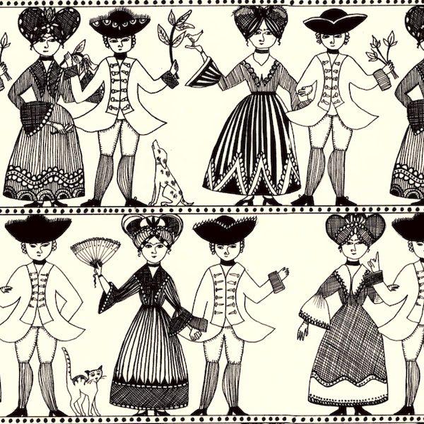 Cambridge Imprint Ladies and Gentlemen Paper