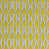 Cambridge Imprint Smocking Patterned Paper in Grey and Acid Yellow