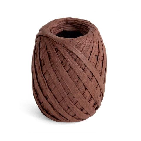Cambridge Imprint Paper Ribbon Cocoa