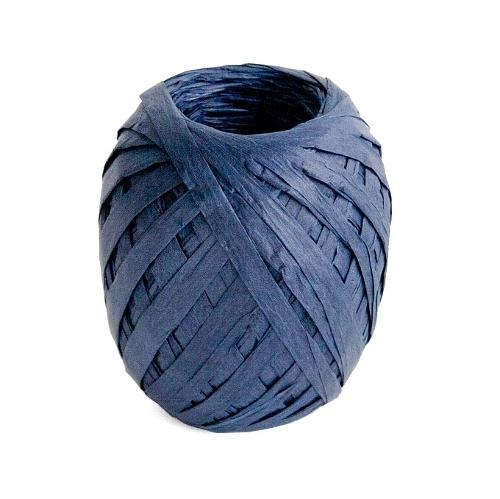 Cambridge Imprint Paper Ribbon Indigo