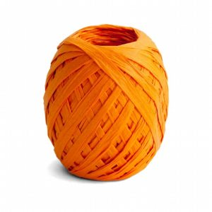 Cambridge Imprint Paper Ribbon Orange