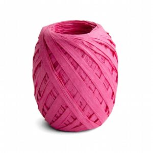 Cambridge Imprint Paper Ribbon Bright Pink