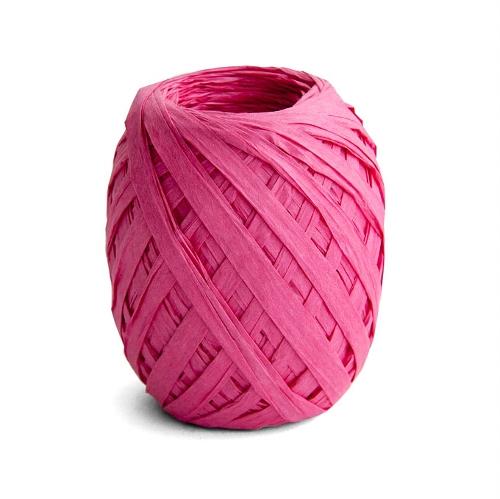Cambridge Imprint Paper Ribbon Bright Pink