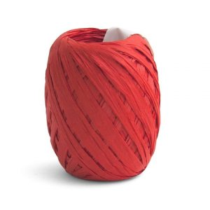 Cambridge Imprint Paper Ribbon Scarlet