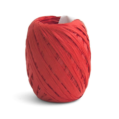 Cambridge Imprint Paper Ribbon Scarlet