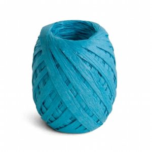 Cambridge Imprint Paper Ribbon Turquoise
