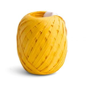 Cambridge Imprint Paper Ribbon Yellow