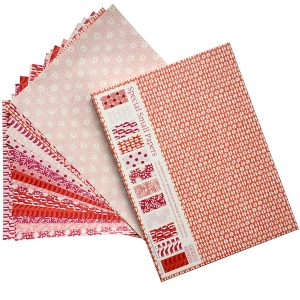 Special Small Red Papers by Cambridge Imprint