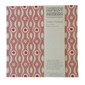 Persephone Cambridge Imprint Square Notebook with Lined Paper