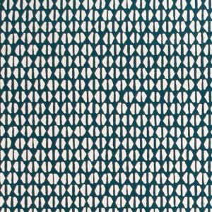 Cambridge Imprint Yo-Yo Patterned Paper in Kingfisher