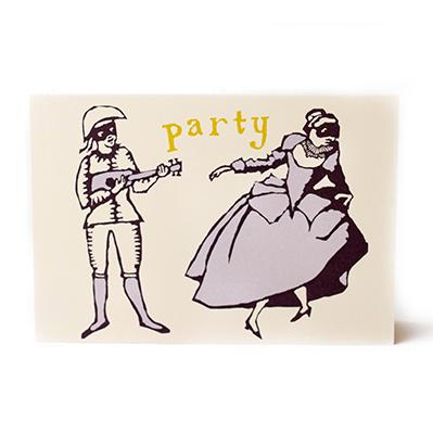 Cambridge Imprint Card Party People