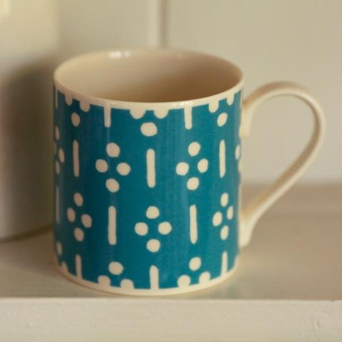 Cambridge Imprint Ugizawa Mug Bright Blue