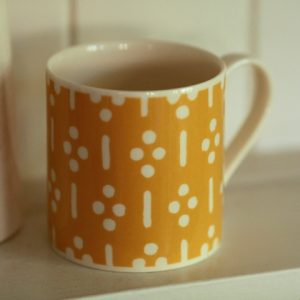 Cambridge Imprint Ugizawa Mug Yellow