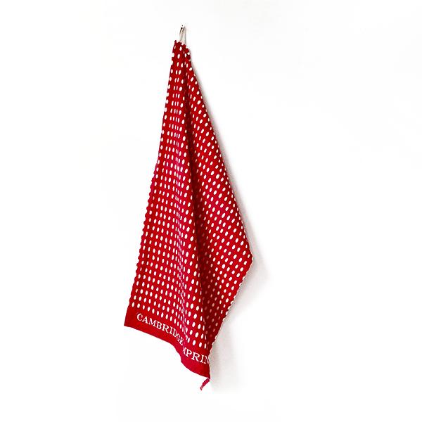 Tea Towels Bean Red