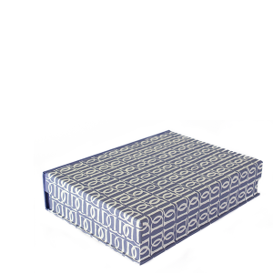 Cambridge Imprint A5 Box File Letterpress