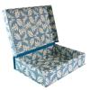 Cambridge Imprint Box File Dandelion Blue