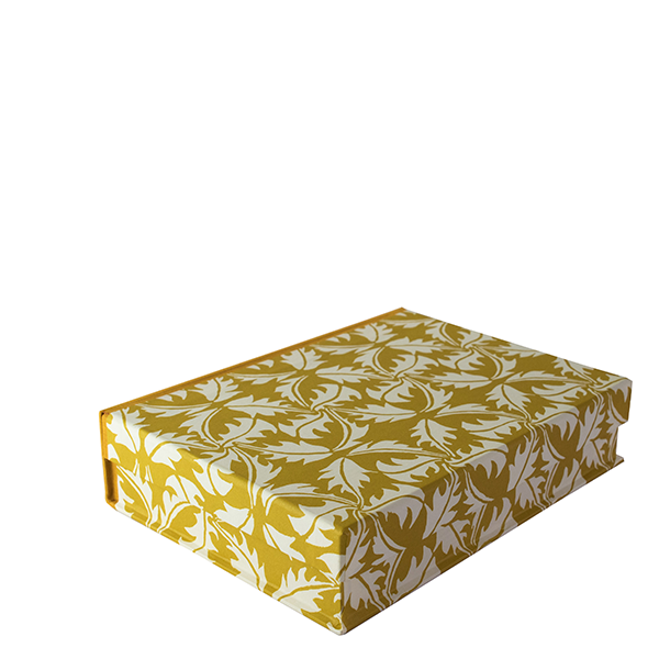 Cambridge Imprint Boxfile Dandelion Turmeric