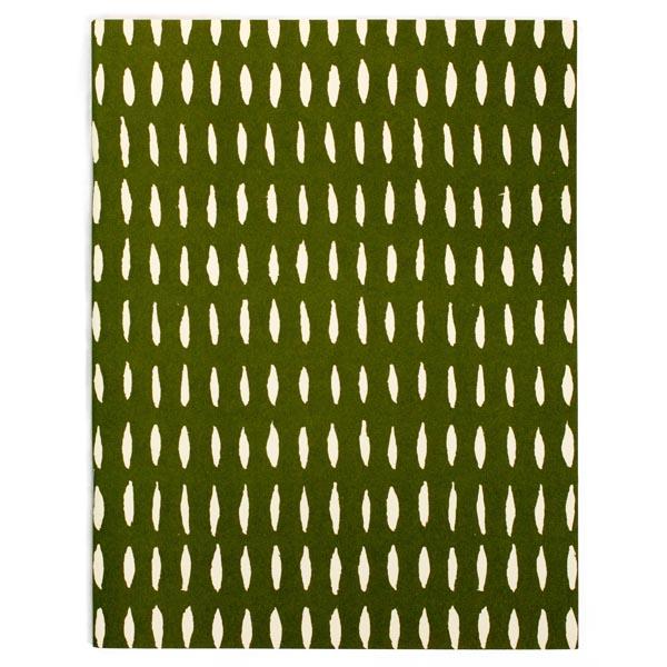 Cambridge Imprint Slim Exercise Book Seed Olive