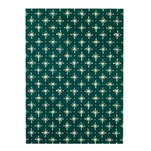 Cambridge Imprint Pocket Notebook Little Stars Petrol Blue
