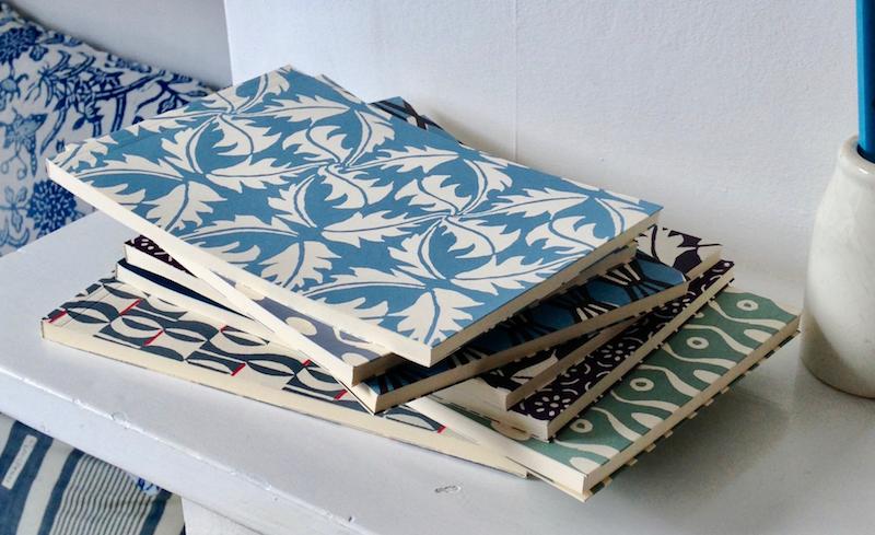 Cambridge Imprint Soft-back Sketchbooks Blue