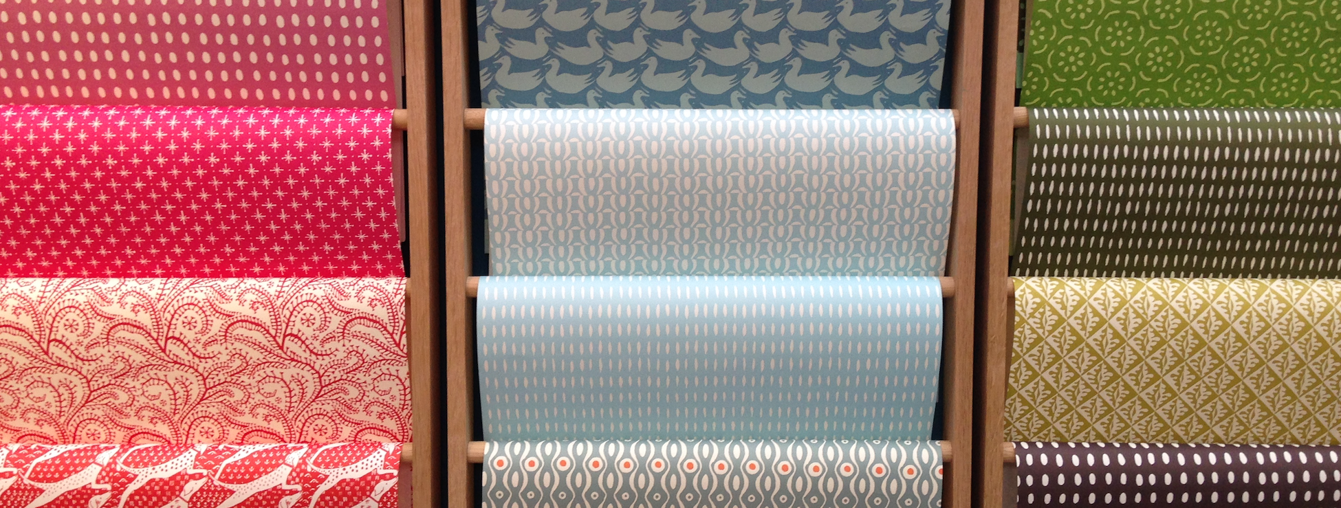 Cambridge Imprint Patterned Papers