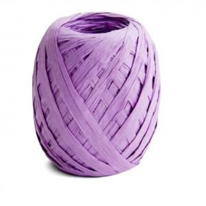 Mauve Paper Ribbon