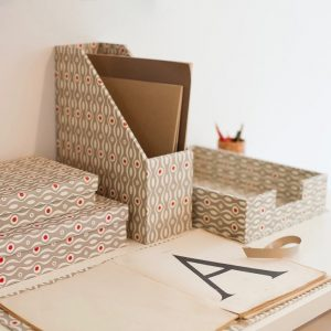 Boxes and Portfolios