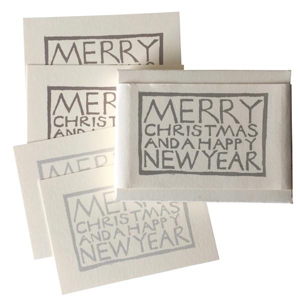 Cambridge Imprint Christmas Gift Tags