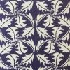Cambridge Imprint Dandelion Patterned Paper in Navy
