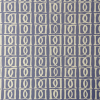 Cambridge Imprint Letterpress Patterned Paper in Harebell