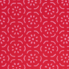Cambridge Imprint Patterned Paper Pear Halves in Permanent Rose