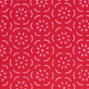 Cambridge Imprint Patterned Paper Pear Halves in Permanent Rose