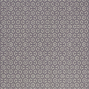 Cambridge Imprint Small Pear Halves Patterned Paper in Lavender Grey