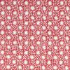 Cambridge Imprint Animalcules Patterned Paper in Crimson
