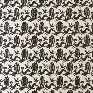 Ditchling Hound Patterned Paper