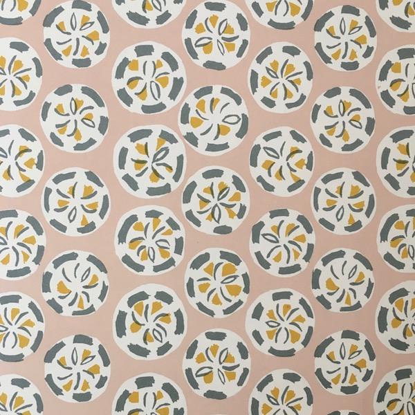 Cambridge Imprint Charleston Roundel Patterned Paper