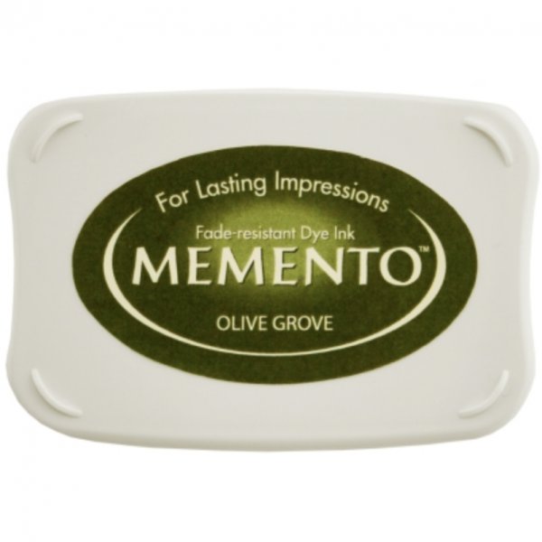 Memento Ink Pad Olive Grove