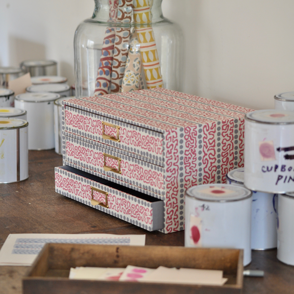 Charleston Collectors Drawers by Cambridge Imprint