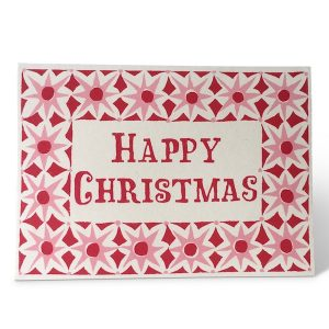 Alhambra Christmas Card by Cambridge Imprint
