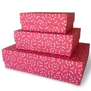 Set of Three Boxes by Cambridge Imprint
