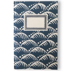 Cambridge Imprint Wave Hardback Notebook