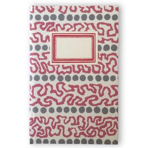 Cambridge Imprint Charleston-Inspired Hardback Notebook