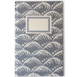 Cambridge Imprint Hardback Notebook in Wave Storm Grey