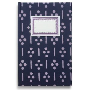Cambridge Imprint hardback Notebook in Ugizawa Blackberry