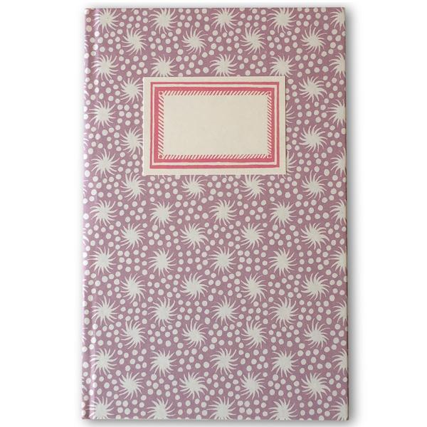 Cambridge Imprint Hardback Notebook in Animalcules Cupboard Pink
