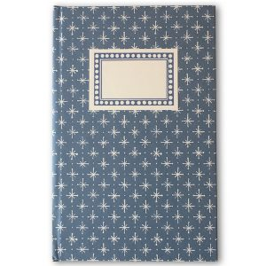 Cambridge Imprint Hardback Notebook in Little Stars