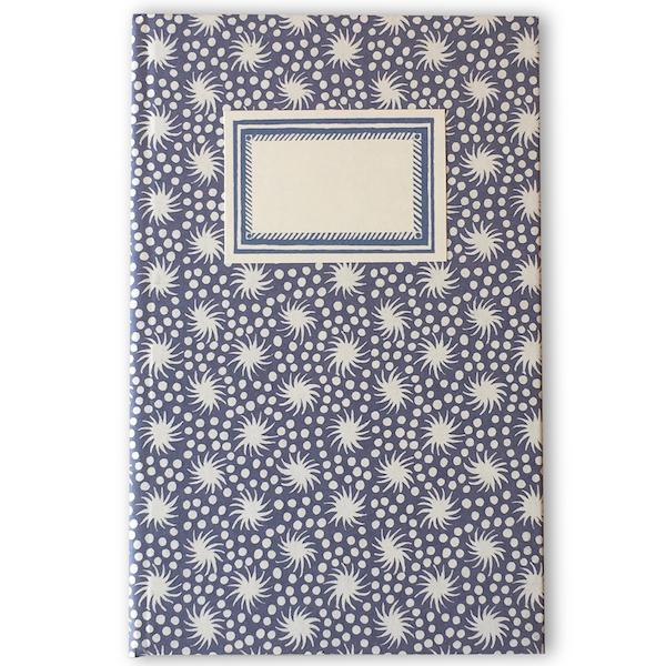 Cambridge Imprint Hardback Notebook in Animalcules Dusk