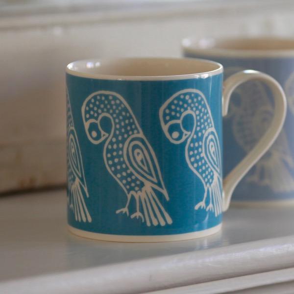Distelfink Mug by Cambridge Imprint